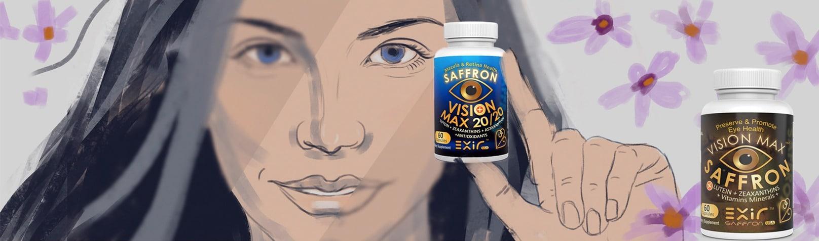 Saffron 1 Product